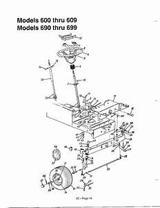Lawn Tractor Diagram  U0026 Parts List For Model 134n604f401