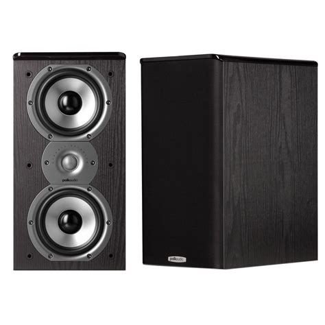 polk audio bookshelf speakers polk audio tsi200 bookshelf speakers pair ebay