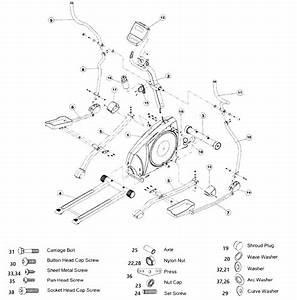 Schwinn Schwinn 418 Elliptical Machine Parts
