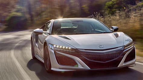 honda nsx 2017 hybrid supercar top 10 best sports cars in