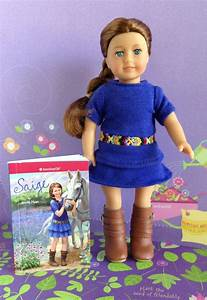 Bright Eyes Belt Light Once Upon A Doll Collection Meet Our Mini American Girls