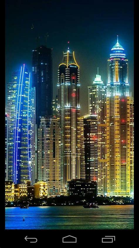 Dubai de noche   Dubai night, Dubai city, Dubai vacation