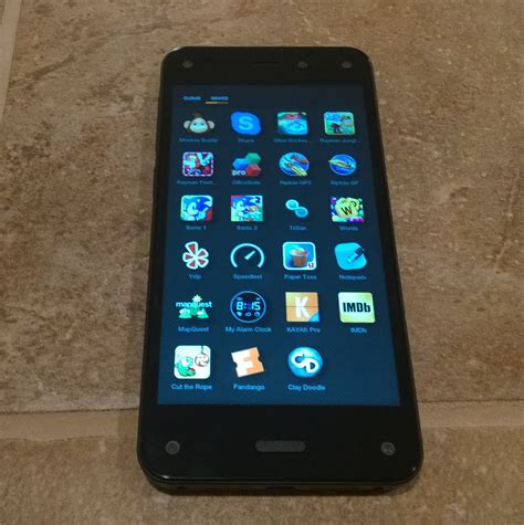 fire phone amazon android differently done play google does betanews