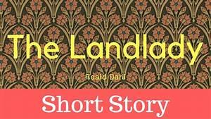 Ufe0f The Landlady Short Story Summary  The Landlady  Short