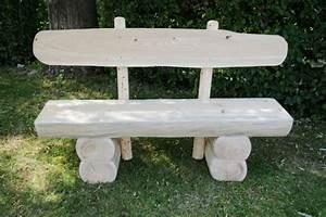 Rustikale Tische Aus Holz : rustikale gartenbank aus holz massive gartenm bel holzbank gartenb nke und tische gartenm bel ~ Indierocktalk.com Haus und Dekorationen