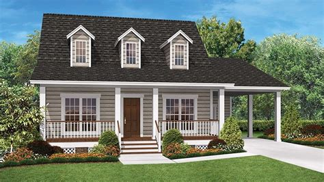 Home Plan HOMEPW76981 900 Square Foot 2 Bedroom 2