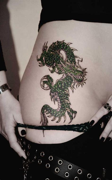 tatouages de dragon  leur signification