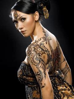 tatto girl mobile wallpaper mobile toones