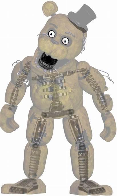 Ghost Fnaf Animatronic Bear Graveyard Wiki