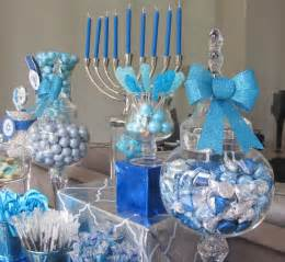 Decorating For Hanukkah by Party Simplicity Blue And Silver Hanukkah Celebrations