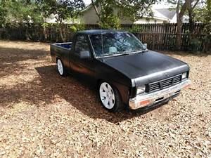 1989 Nissan Pickup Hardbody D21 Regular Cab For Sale