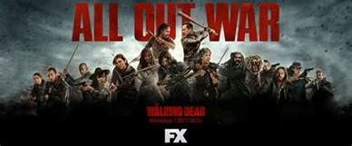 100 when does the walking dead resume the