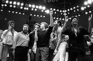 Live Aid, 1985 002 | Queen Poland