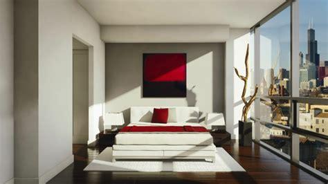 schlafzimmer dekorieren sparsam aber mit geschmack