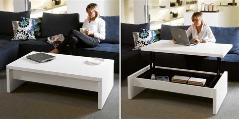 functions   compact design convertible coffee tables