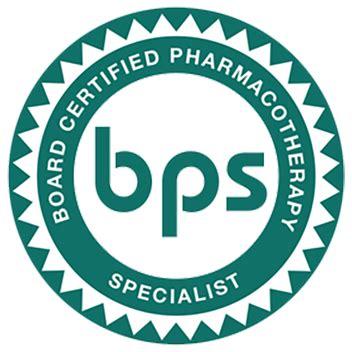 Pharmacy Board by Board Of Pharmacy Specialties Acclaim