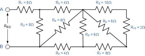 Resistors Series Parallel Resistor Combinations