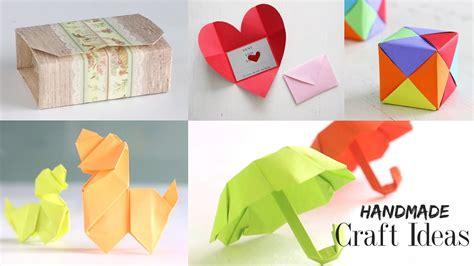 handmade craft ideas paper craft tutorial