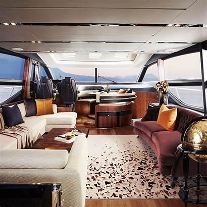 Yacht Luxury Interior Yachts Trends Interiors Boat