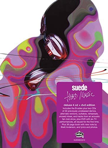 suede head   anniversary deluxe cddvd edition