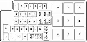 2010 U20132014 Ford Mustang Fuse Box Diagram  U00bb Fuse Diagram