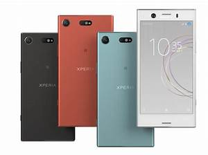 Sony Xperia XZ1 with Super Slow-Motion Camera, Android 8.0 ...