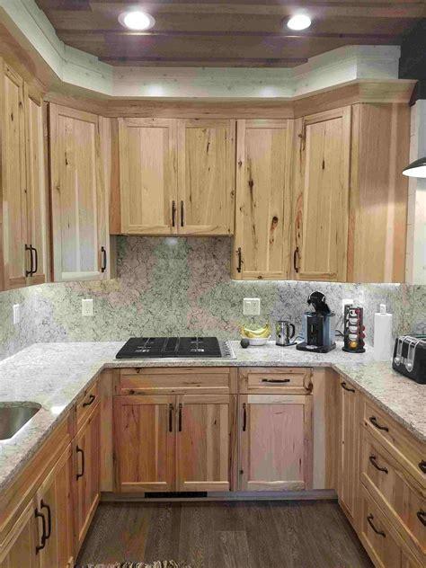 natural hickory kitchen cabinets  homeaccessgrantcom
