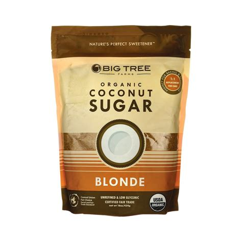 organic coconut sugar oz 454 grams pkg