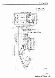 Komatsu Css Construction Excavators Service Manual Download