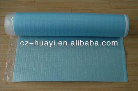 closed cell polyethylene foam flooring underlayment foam