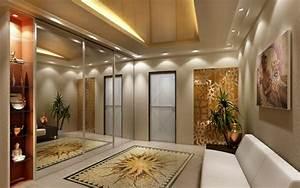 Beleuchtung Im Wohnzimmer : deckengestaltung im wohnzimmer erstaunliche abgeh ngte decke ~ Bigdaddyawards.com Haus und Dekorationen