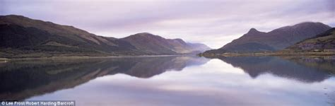 lee frost photographs beautiful mirror images  britains