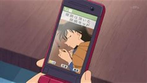 shinichi kudo  ran mouri detective conan wiki