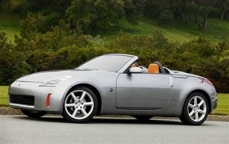 Used 2005 Nissan 350z Convertible Pricing
