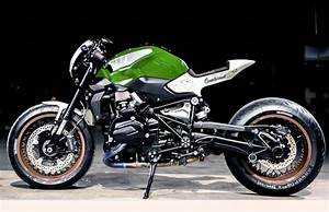 VTR Customs BMW R1200R - MotorcycleDaily.com - Motorcycle ...