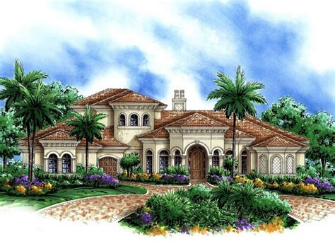 Luxury Home Plans With Pictures by Luxury Mediterranean House Plans Beautiful Mediterranean