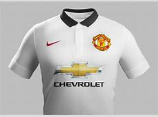 Camisas do Manchester United 20142015 Nike Mantos do