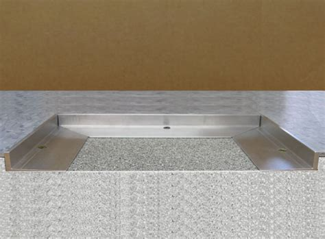 Doormat Frame by Recessed Floor Mat L Frame Is A Tapered Angle Metal Frame