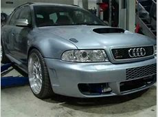 B5 RS4 with C5 RS6 V8 engine YouTube