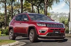 Jeep Compass J U00e1  U00e9 O Suv Mais Vendido Do Brasil No