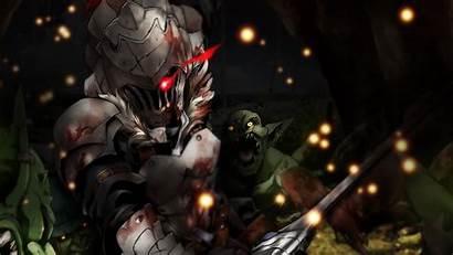 Slayer Goblin Anime Fighting 4k Background Wallpapers