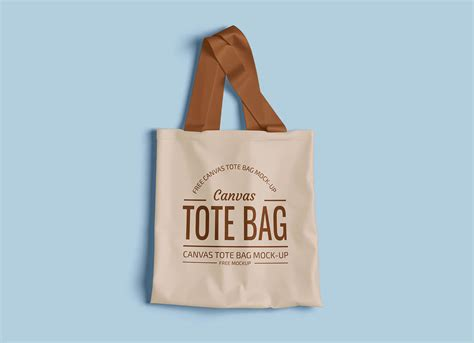 Best free packaging mockups from the trusted websites. Free Eco Friendly Tote Shopping Bag Mockup PSD Set - Good ...