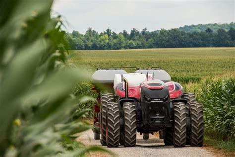 si鑒e de tracteur agricole comment les agriculteurs vont passer au tracteur autonome robotique