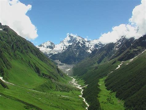 of the valley valley of flowers information about valley of flowers trek