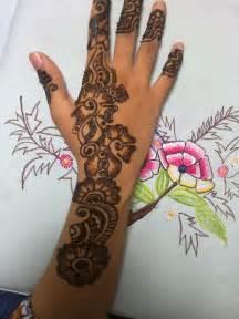 Mehndi Designs For Hands : Arabic Mehndi Designs For Hands ...