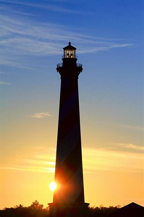 Cape Hatteras, Outer Banks, NC | Lighthouses | Pinterest ...