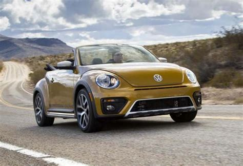 New Look Vw Beetle Dune Review Finds Flaws  Product