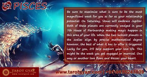 Tarot advice for pisces 2021: FOR THIS WEEK PISCES   Tarot Gyan - Online Tarot Card ...