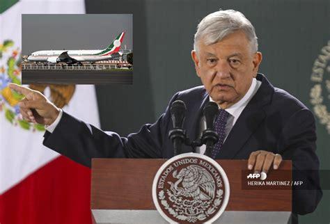 Rifa del avión presidencial de México: Andrés Manuel López ...