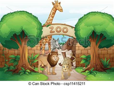 illustration   zoo   animals   beautiful nature